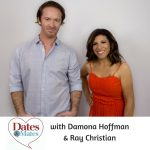 Damona Hoffman, Ray Christian, texting and dating, podcast experts, magnet for love, lornapoole