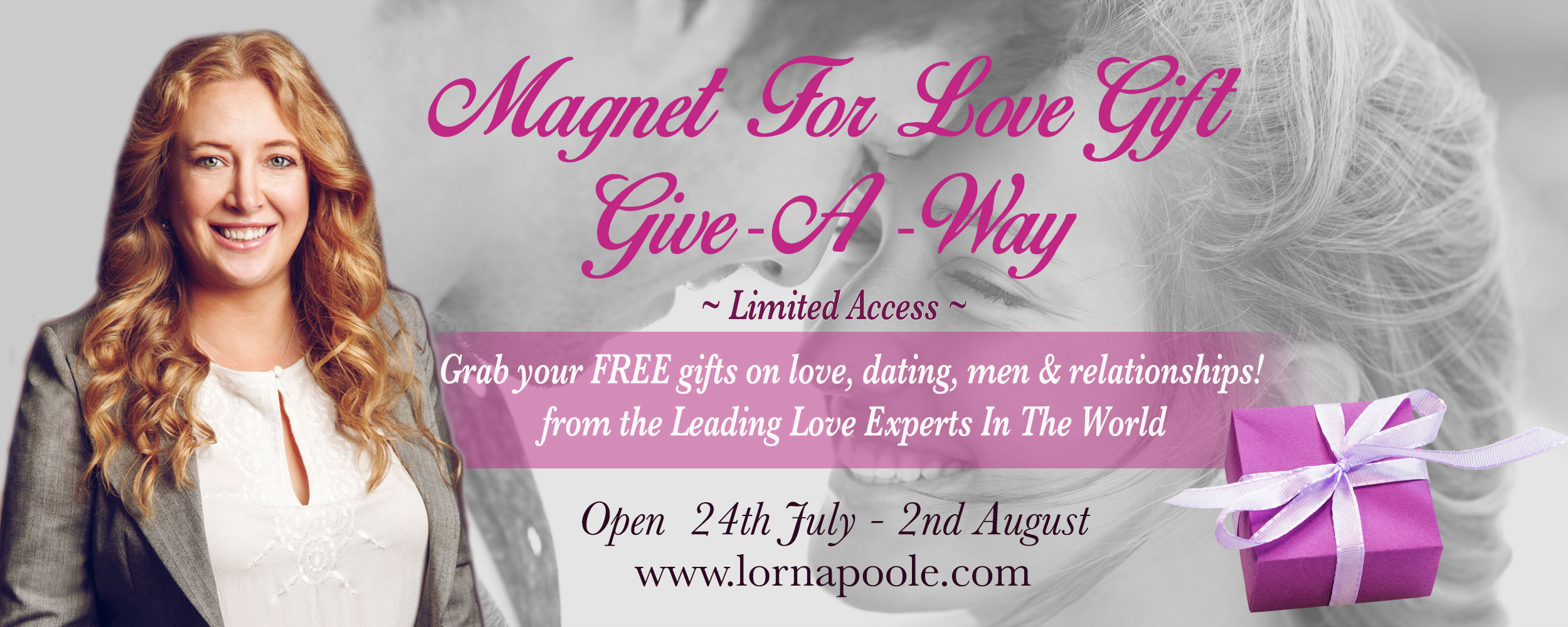 Lorna Poole, Magnet For Love Summit